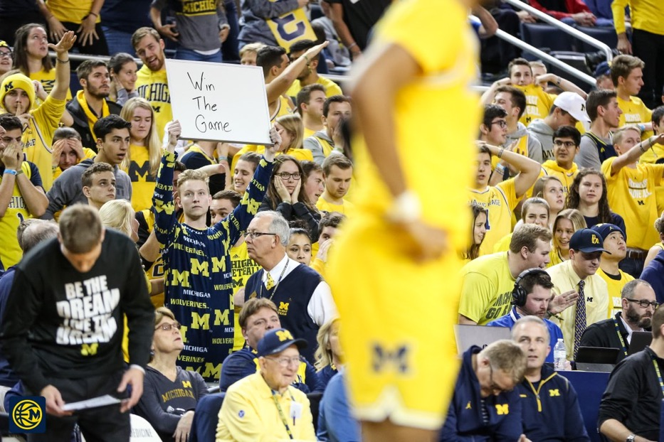 Photograph courtesy of UMHoops